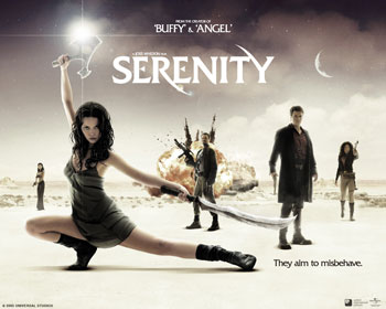 Go See Serenity - In Theaters Sept. 30